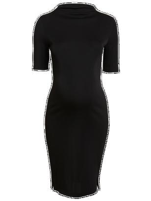 MOM Dress Black