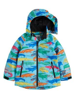 FIX Shell Jacket Turquoise