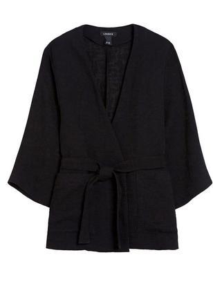 Kimonotakki Musta
