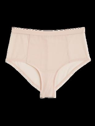 Brazilian High Briefs Pink