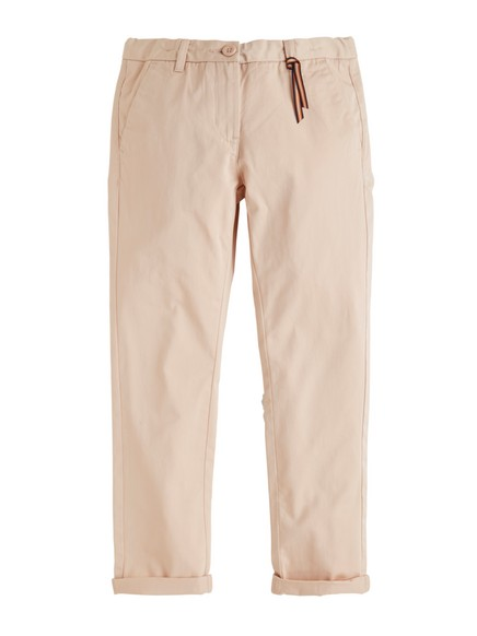Kalhoty chinos Růžová