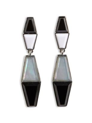 Earrings Black