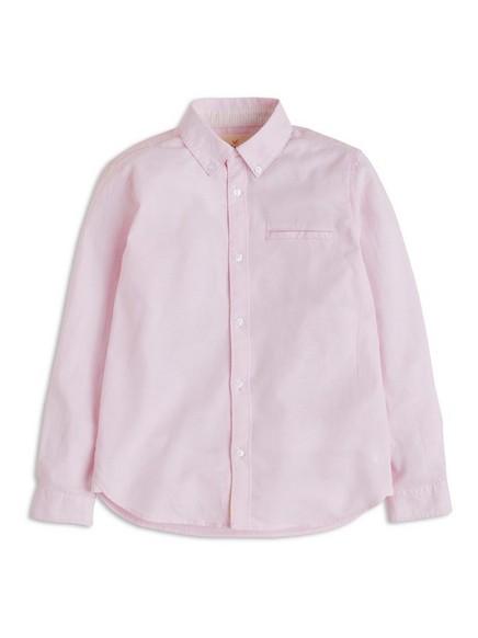 Bomullsskjorte Rosa