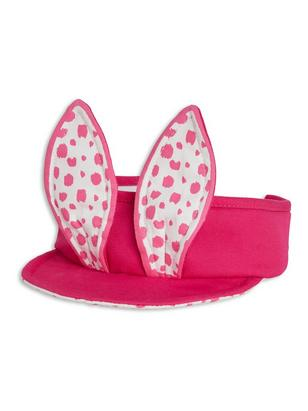 Visor with Ears Pink