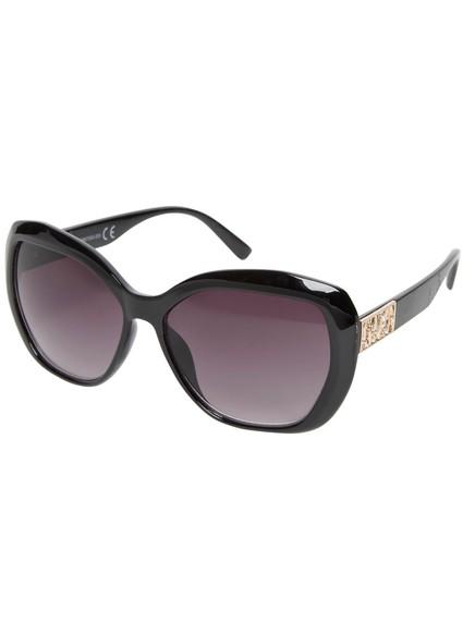 Sluneční brýle Černá