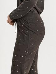 Pyžamové kalhoty Šedivá