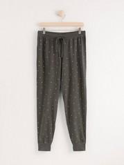 Pyjamahousut Harmaa