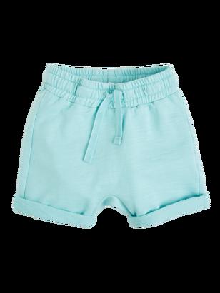 Sweatshirt Shorts Turquoise