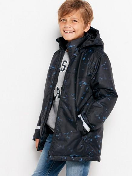 Funksjonell jakke Blå