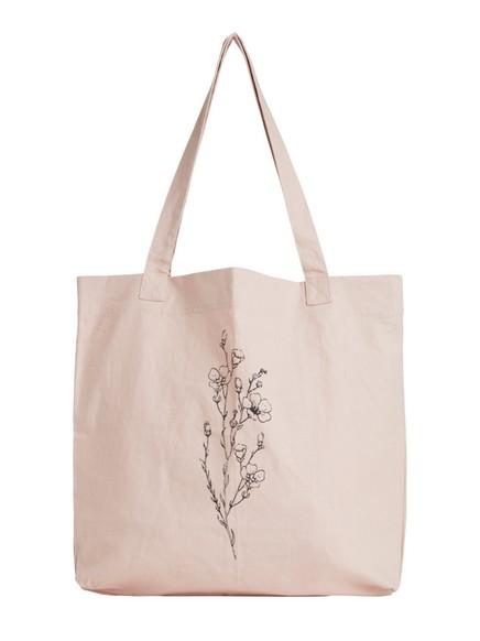 Nákupní taška Růžová