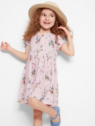 Viscose Dress Pink