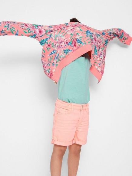 Regular shorts Korall