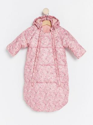 Padded Overall Pink