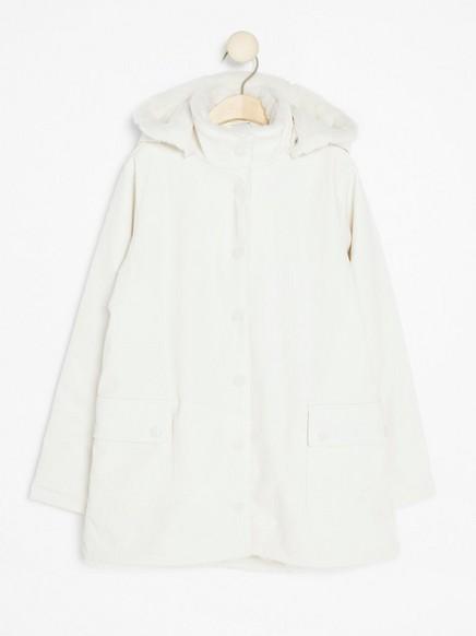Pláštěnka Bílá