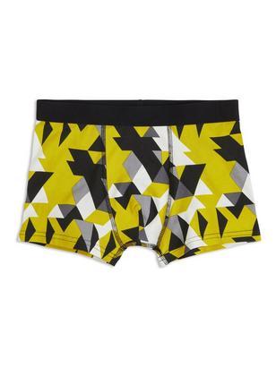 Boxer Shorts Yellow