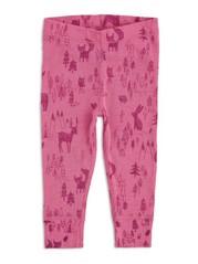 FIX Merino Wool Thermal Long Johns Pink