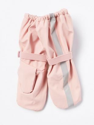 Rain Gloves Pink