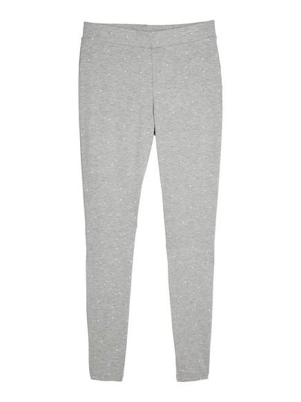 Pyjamasbukse i Tencel®-blanding Grå