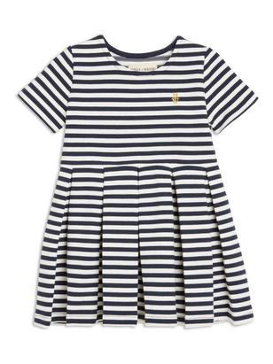 Striped Dress Blue