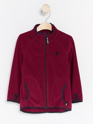 FIX Fleece Jacket Lilac