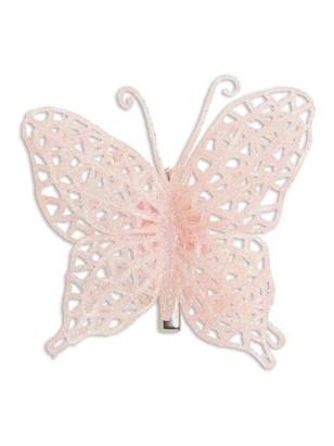 Perhoshiussolki Vaaleanpunainen