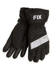 FIX Ski Gloves Black