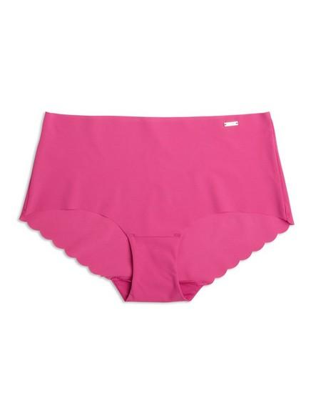 Kalhotky klasického střihu Růžová