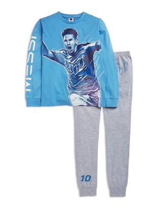 Pyjamas Messi Blue