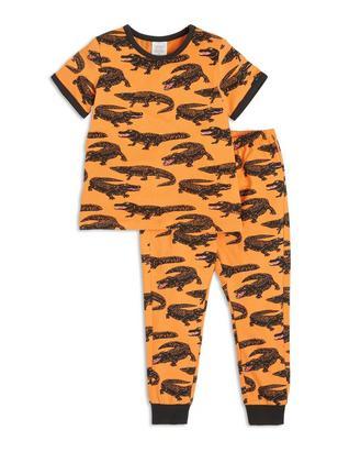 Pyjamas Orange