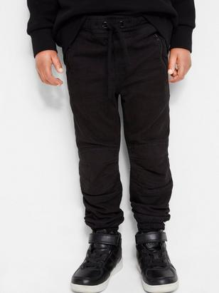 Regular Jeans Black