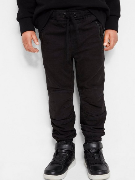 Regular Jeans Black