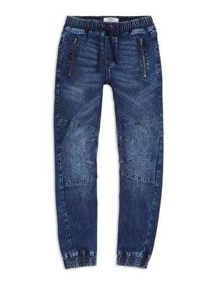 Regular Superstretch Jeans Blue