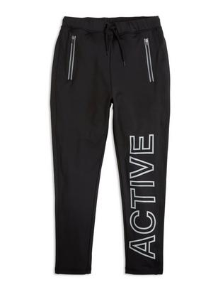 Sports Trousers Black