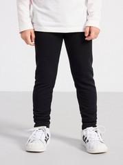 Leggings with Brushed Inside Black