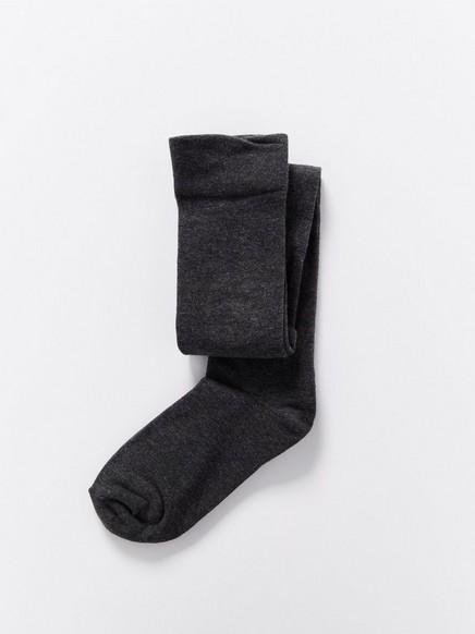 Over knee sokker Svart