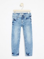 Narrow Super soft Jeans Blue