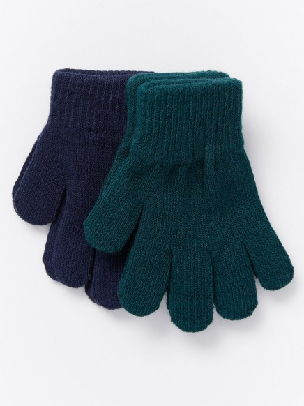 2-Pack Gloves Green