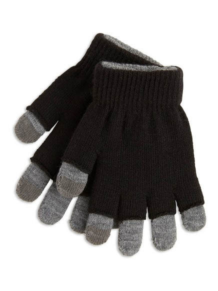 Magic Gloves with Touch function Black