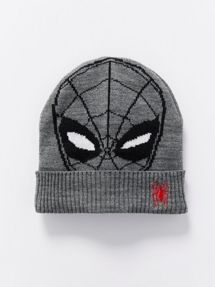 Spider-Man-pipo Harmaa