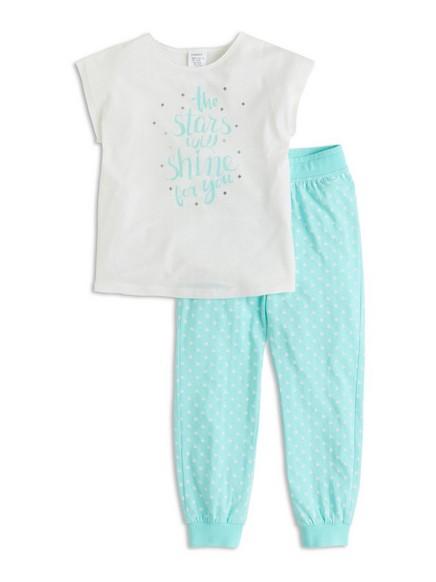 Pyjama Aqua