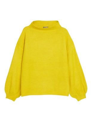 Keltainen pusero Keltainen