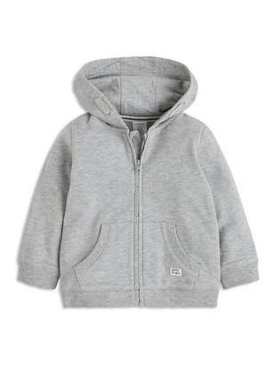 Hooded Sweater Grey