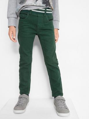 Narrow Trousers Green