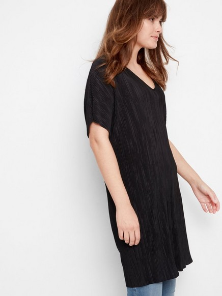 Kort klänning Svart