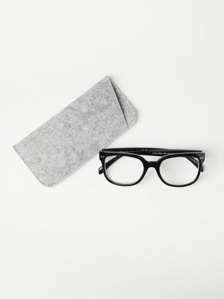 Černé brýle na čtení Černá