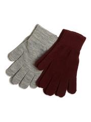 Balení 2kusů kouzelných rukavic Červená