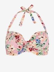 Bandeau-bikini-BH Rosa