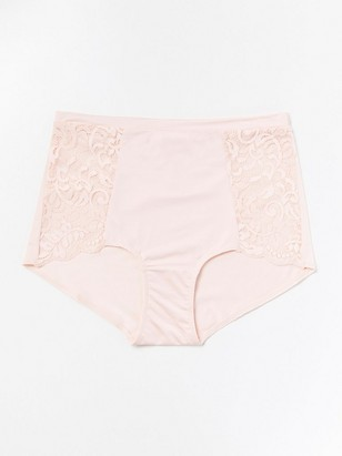 Classic High Briefs Pink