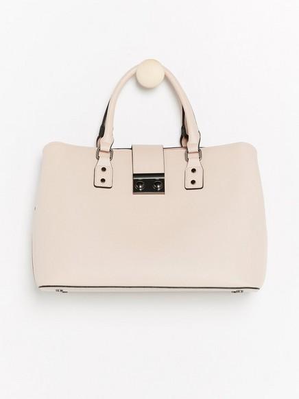 Vaaleanpunainen käsilaukku Vaaleanpunainen