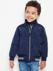 Bomber-takki Sininen
